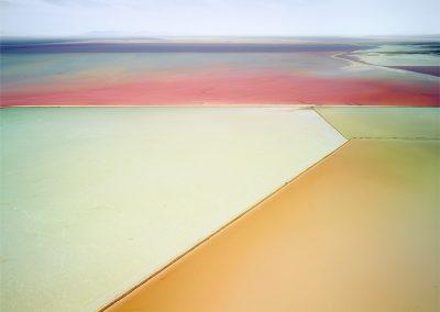 Saltern Study 1, Great Salt lake, UT, 2015