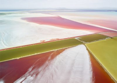 Saltern Study 2, Great Salt lake, UT, 2015
