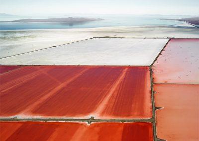 Saltern Study 7, Great Salt lake, UT, 2015