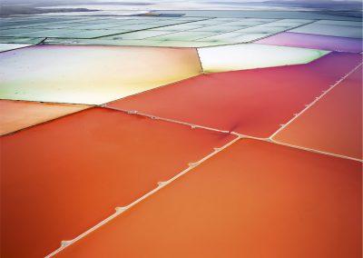 Saltern Study 10, Great Salt lake, UT, 2015