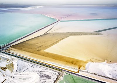 Saltern Study 18, Great Salt lake, UT, 2015