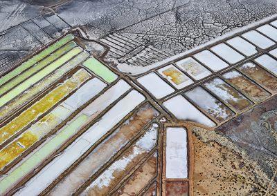 Saltern Study 1, Near Sea Of Cortez, Mexico, 2016
