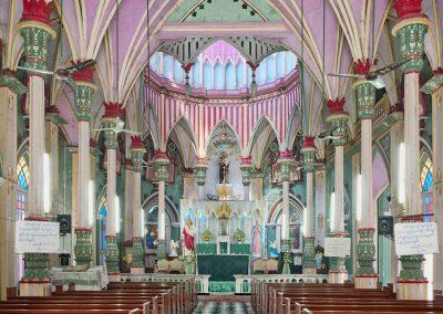 St Joseph's, Mandalay, Burma, 2011