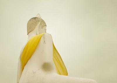 Buddha, Ayutthaya, Thailand, 2011