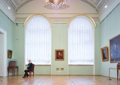 Docent I, State Hermitage Museum, St. Petersburg, Russia, 2015