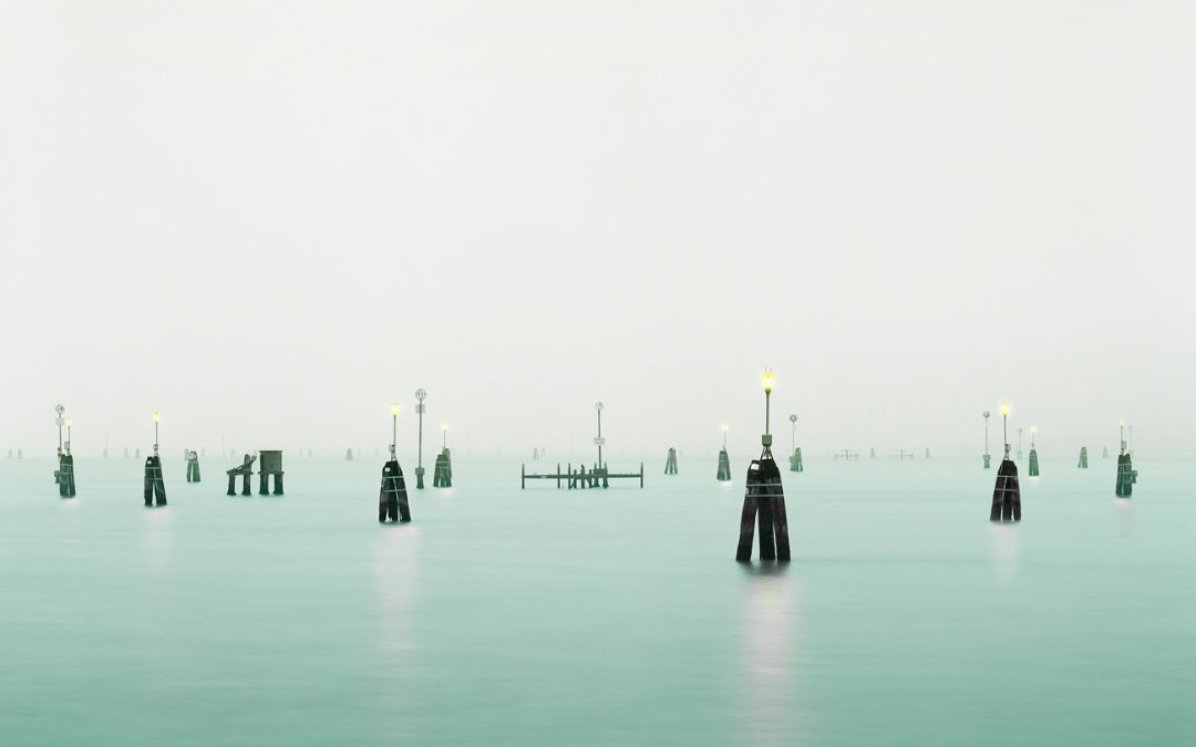 Dusk Fog, Venice, Italy, 2010
