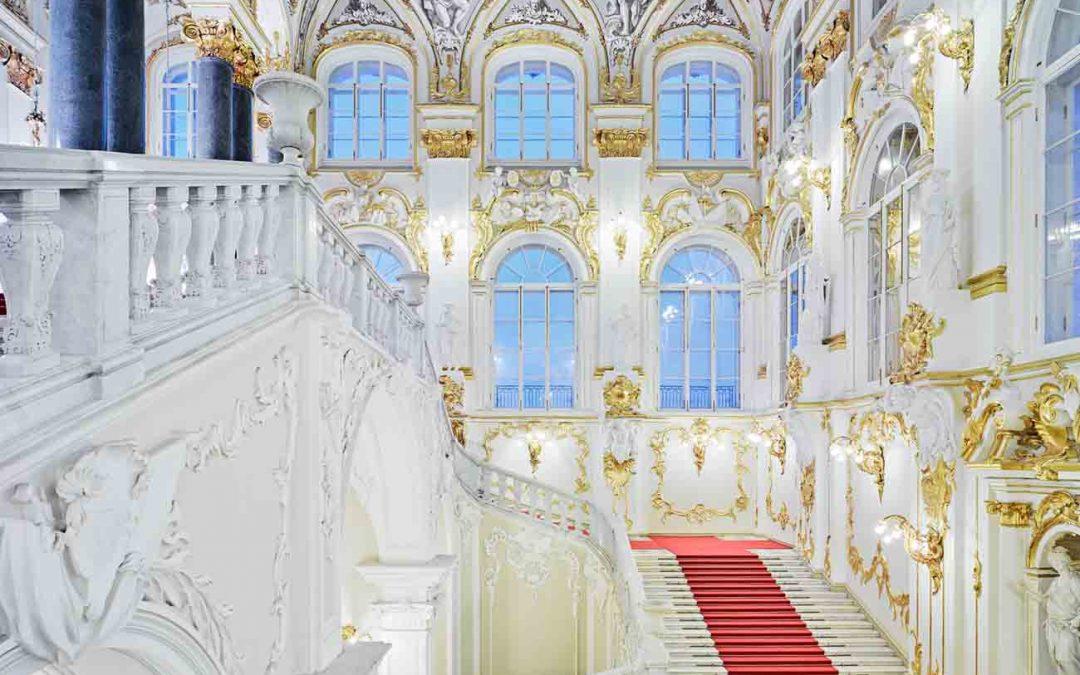 Jordan Stairs I, State Hermitage, St. Petersburg, Russia, 2015