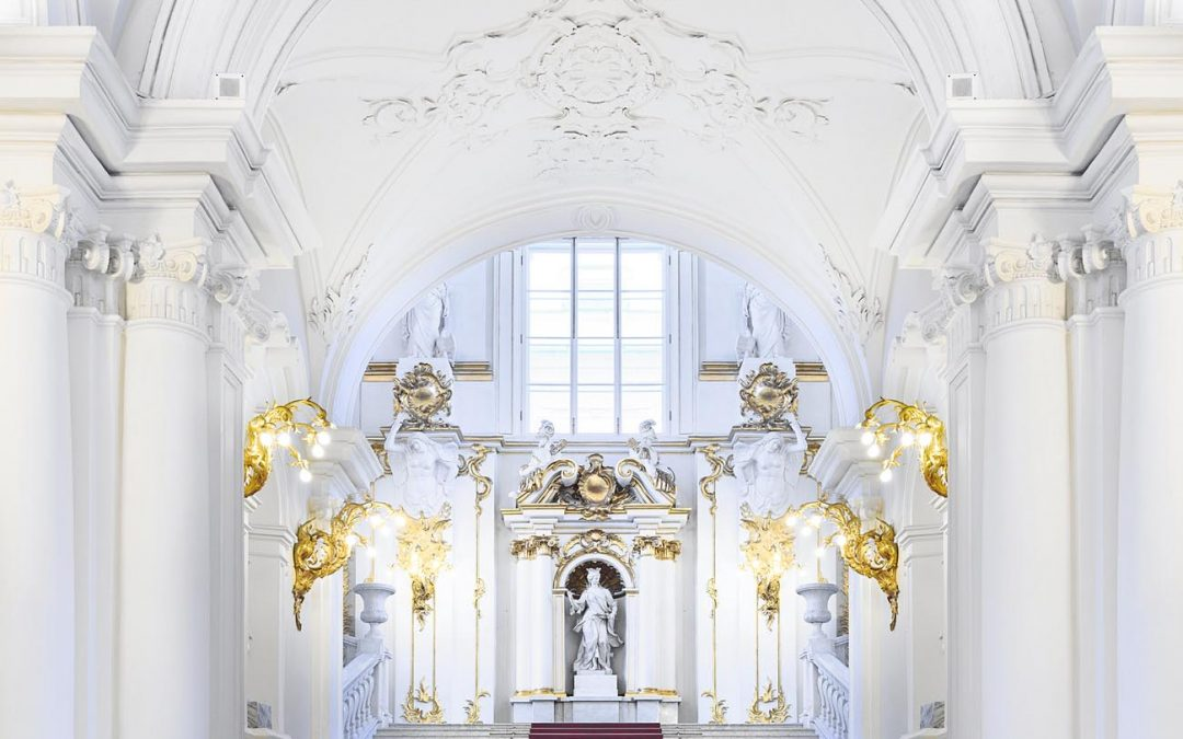 Jordan Stairs II, State Hermitage, St. Petersburg, Russia, 2015
