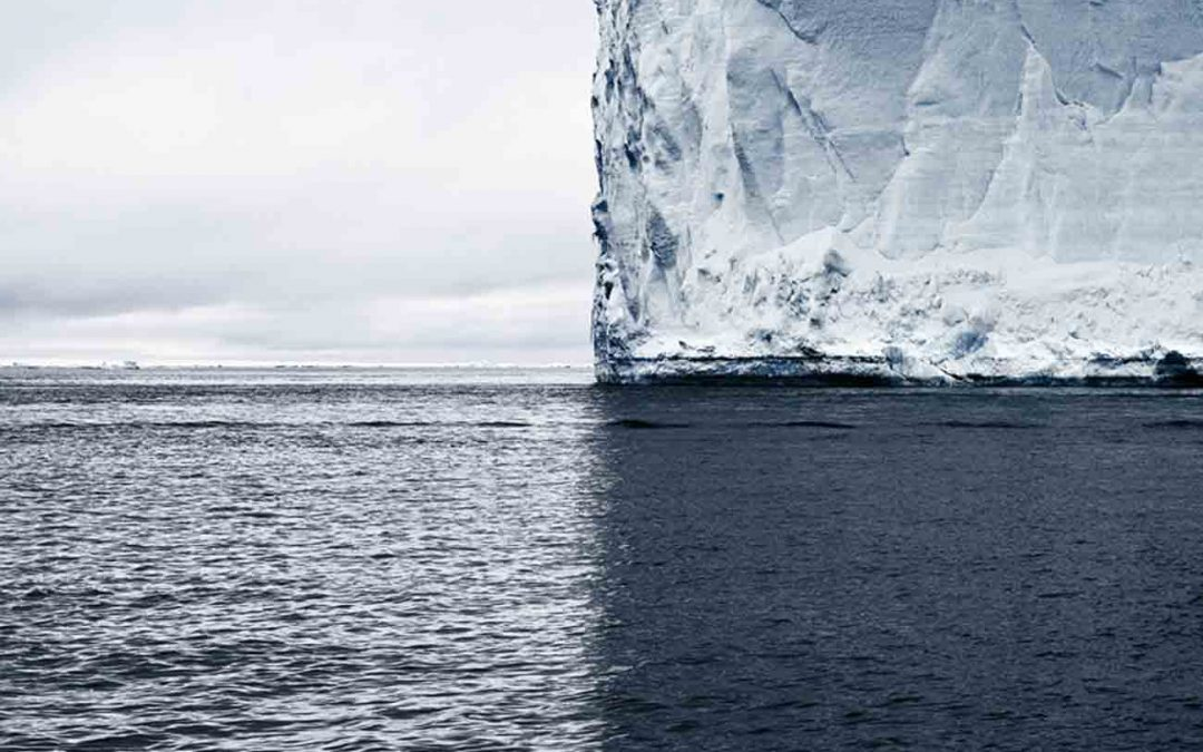 David Burdeny – Mercator's Projection, Antarctica, 2007