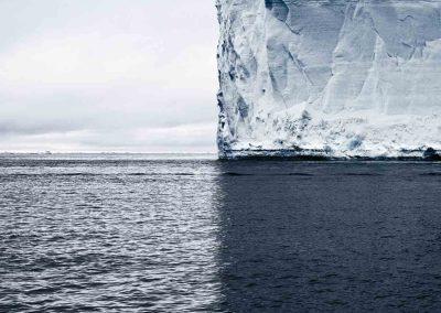 David Burdeny – Mercator's Projection, Antarctica, 2007
