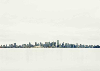 Burrard Inlet, Vancouver, 2009