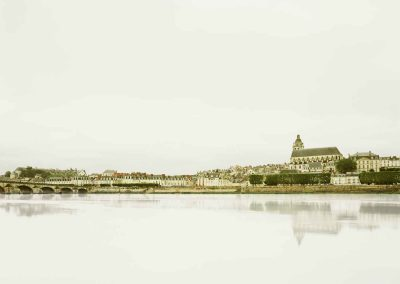 River Loire, Blois, France, 2009