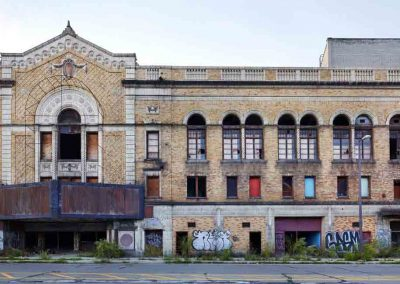 East Town Theater Exterior, 2012