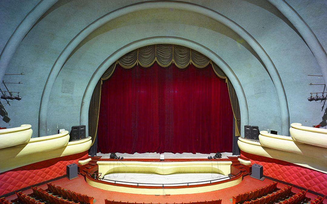 Teatro America, Havana, Cuba, 2014