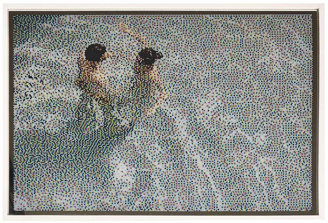 Untitled XIV - William Betts at Kostuik Gallery
