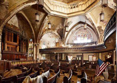 Woodward Presbyterian, 2012