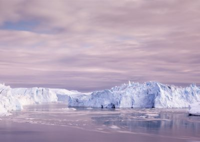 Ilulissat Icefjord, Greenland, 2008