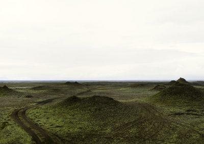 Lava Hills, Iceland, 2008
