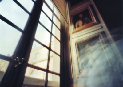 Versailles, Ghost in Window, 2003
