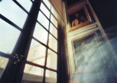 Versailles, Ghost in Window, 2003