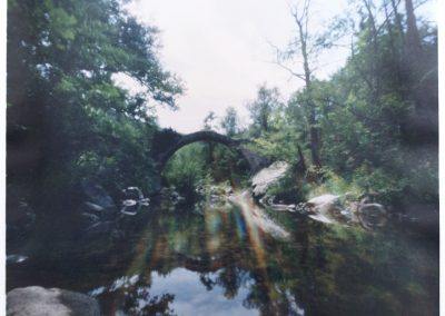 Arched Bridge, Corbieres, France, 2011