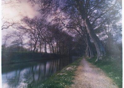Canal Du Midi, Narouze, France