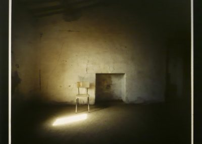 White Chair, Montecastello Di Vibio, 2008