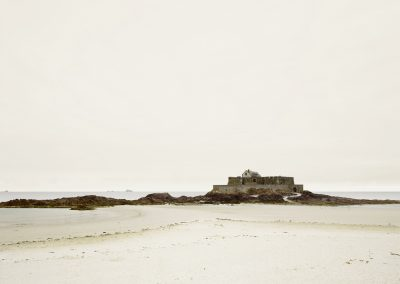Île Du Fort National, St-Malo, France, 2009