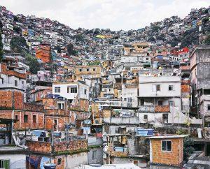 Favela, Rio de Janeiro, Brazil, 2016