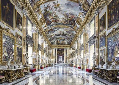 Galleria, Palazzo Colonna, Rome, Italy, 2016