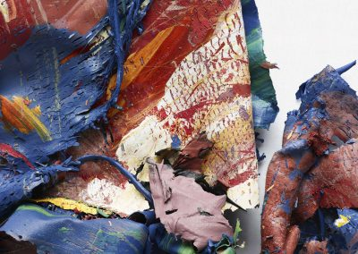 The Painted Photograph: Remnants – #479 V1, edition 1/1