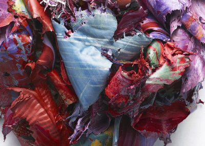 The Painted Photograph: Remnants – #483 V1, edition 1/1