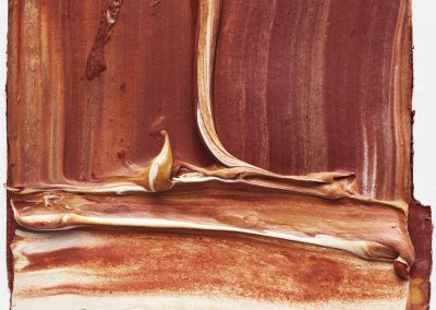 The Painted Photograph: Multiforms – CF07 Burnt Sienna Ochre 126