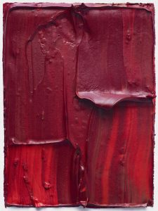 The Painted Photograph: Multiforms – CF13 Magenta Burnt Red 064