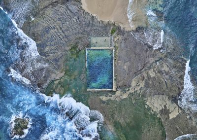 Rock Pool, Australia, 2016