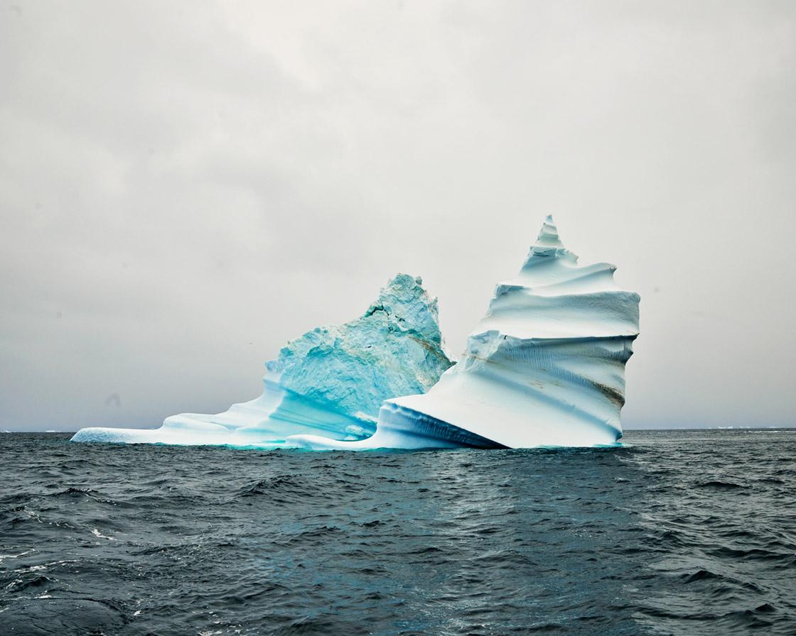 Iceberg 1(corkscrew)
