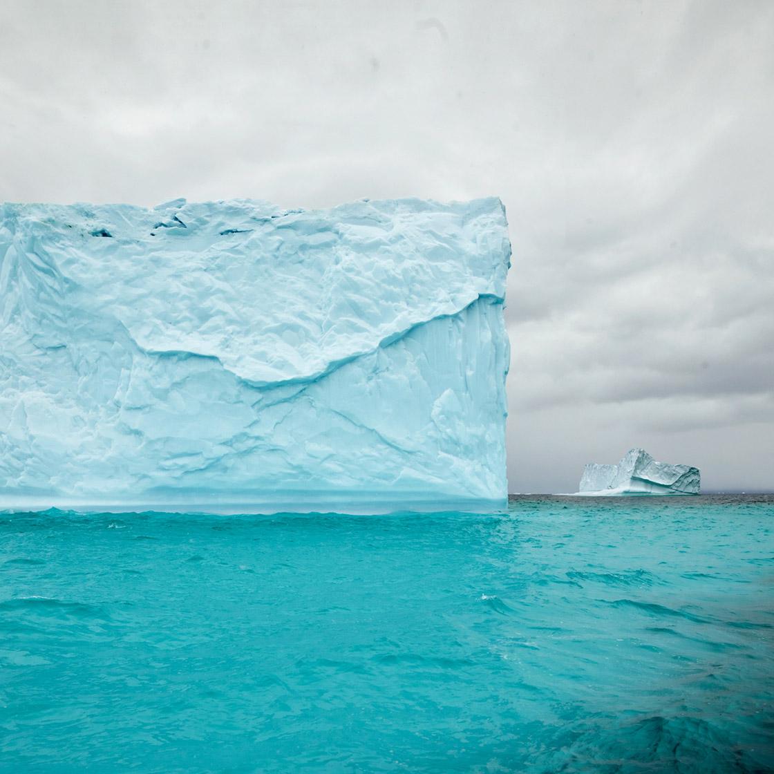 Iceberg 3, Greenalnd