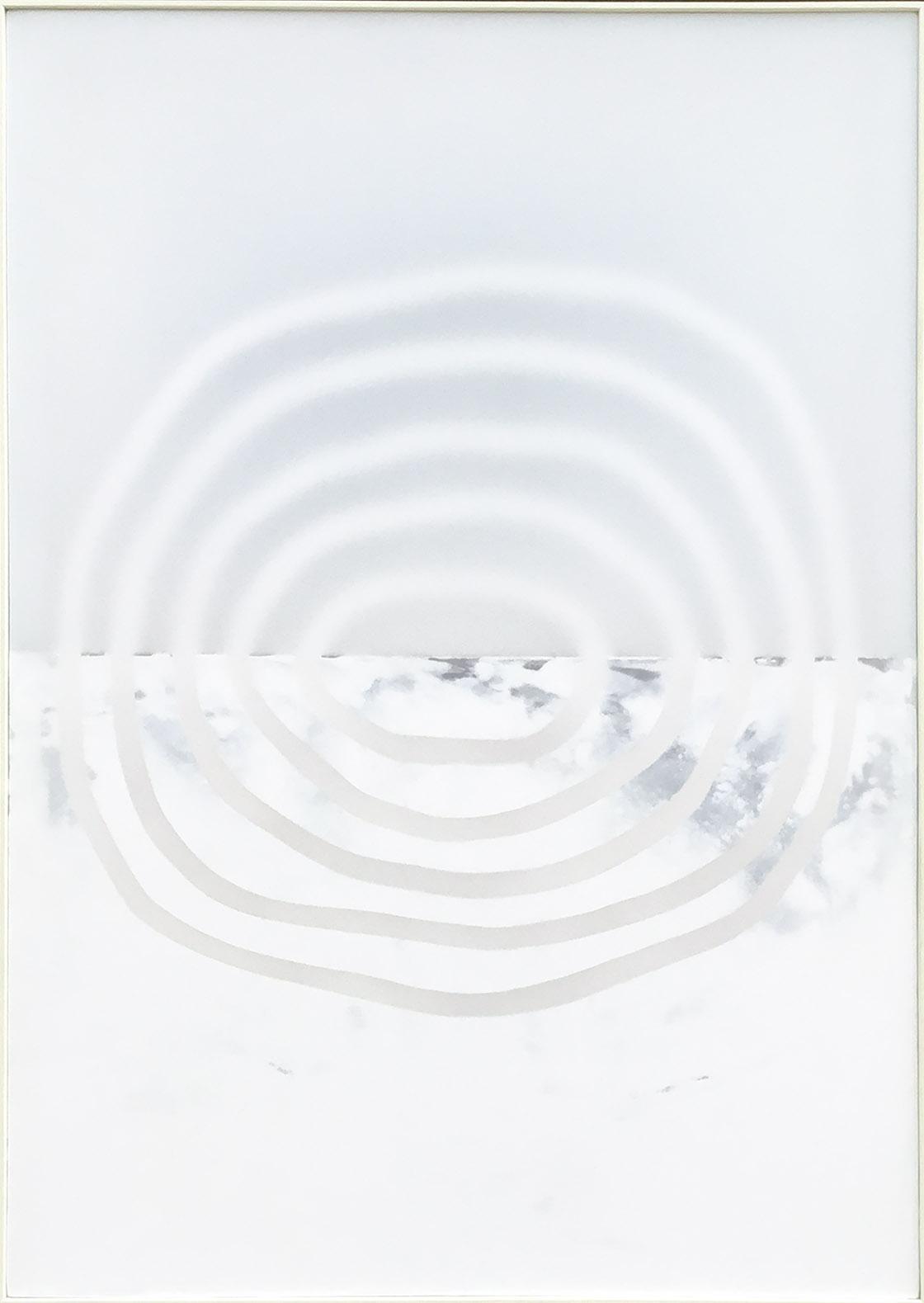 'Innere Ferne 37, 2020' - Udo Nöger at Kostuik Gallery
