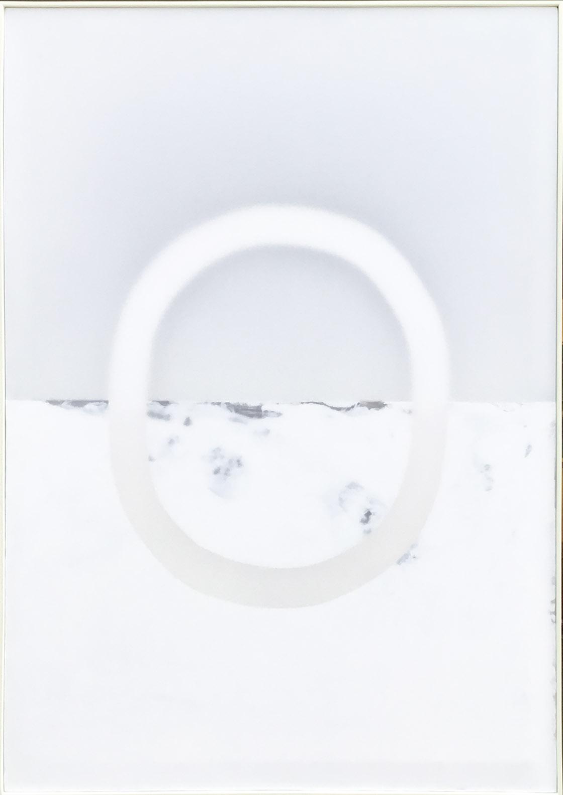 'Innere Zeit 7' - Udo Nöger at Kostuik Gallery