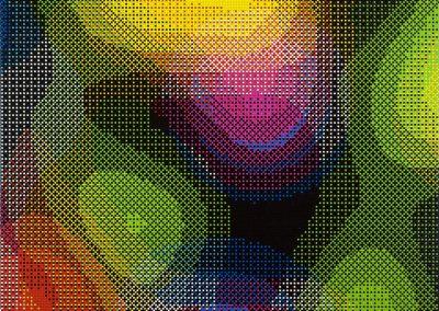 Color Space III, 2017