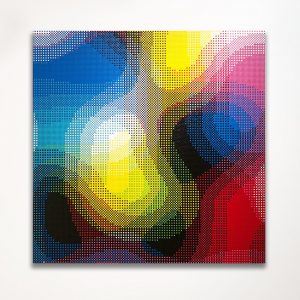 Monitor, Color Space XXVI, 2017