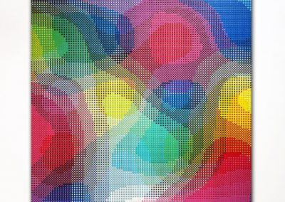 Crossfade, Color Space XXX, 2017