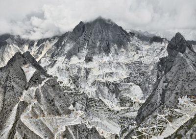 Cava Bianco I, Carrara, IT, 2018