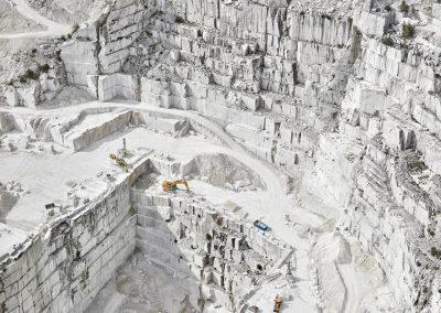 Cava Bianco III, Carrara, IT, 2018