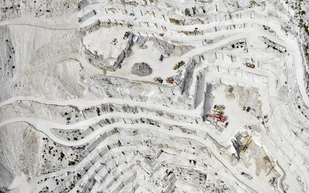 Cava Bianco IV, Carrara, IT, 2018