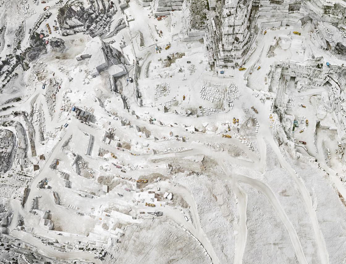 David Burdeny Cava Bianco IX, Carrara, IT
