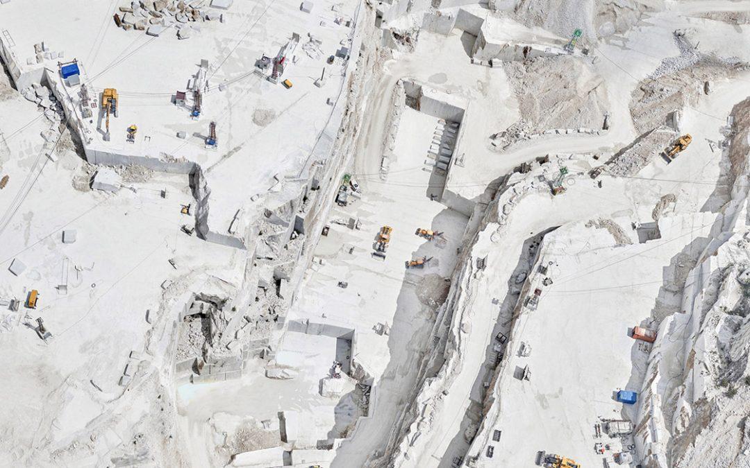 Cava Bianco V, Carrara, IT, 2018