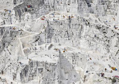 Cava Bianco VI, Carrara, IT, 2018