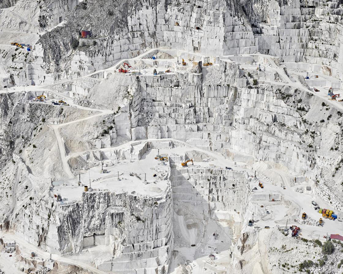 David Burdeny Cava Bianco VI, Carrara, IT