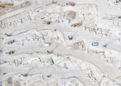 Cava Bianco VII, Carrara, IT, 2018